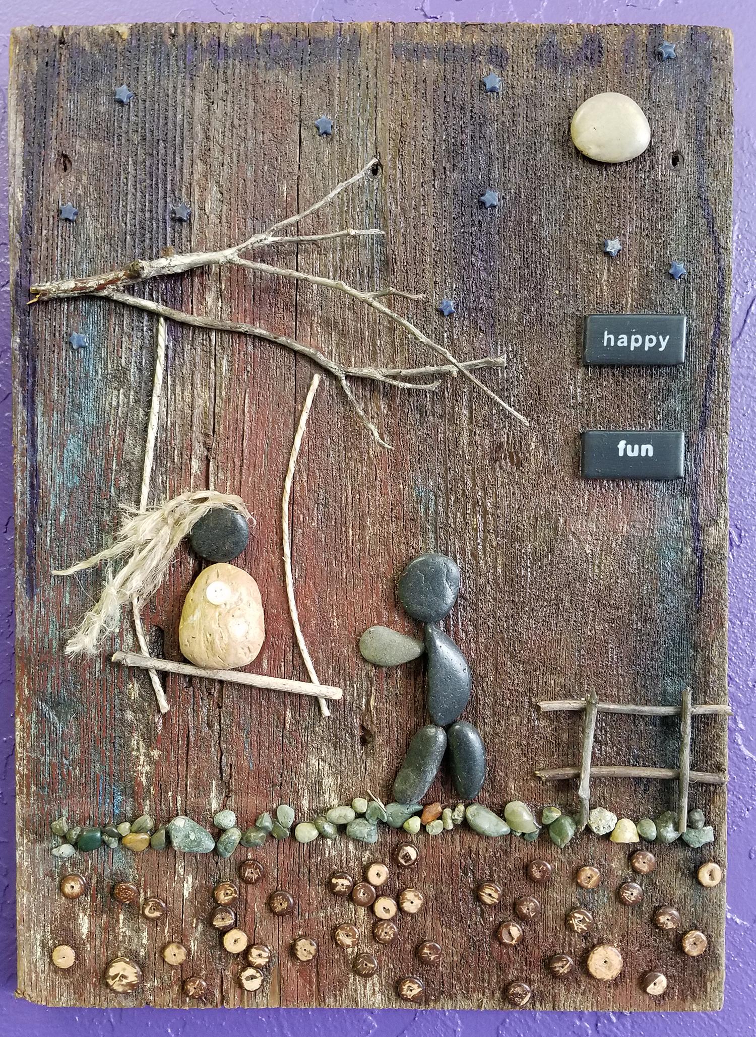 Shelly-Dax-Pebble-Art-Swing