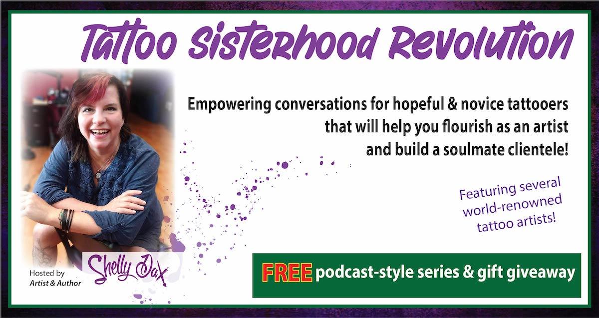 Tattoo Sisterhood Revolution