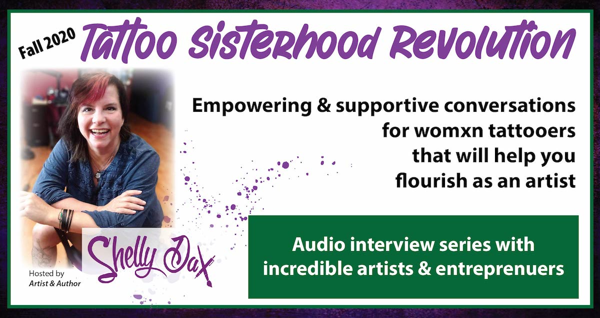 Tattoo Sisterhood Revolution
